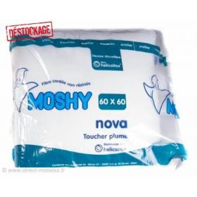 Pack Confort MOSHY - Couette 260x240 + 2 oreillers 60x60