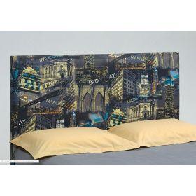 T tes de lit donnez du style votre chambre direct - Tetes de lits originales ...