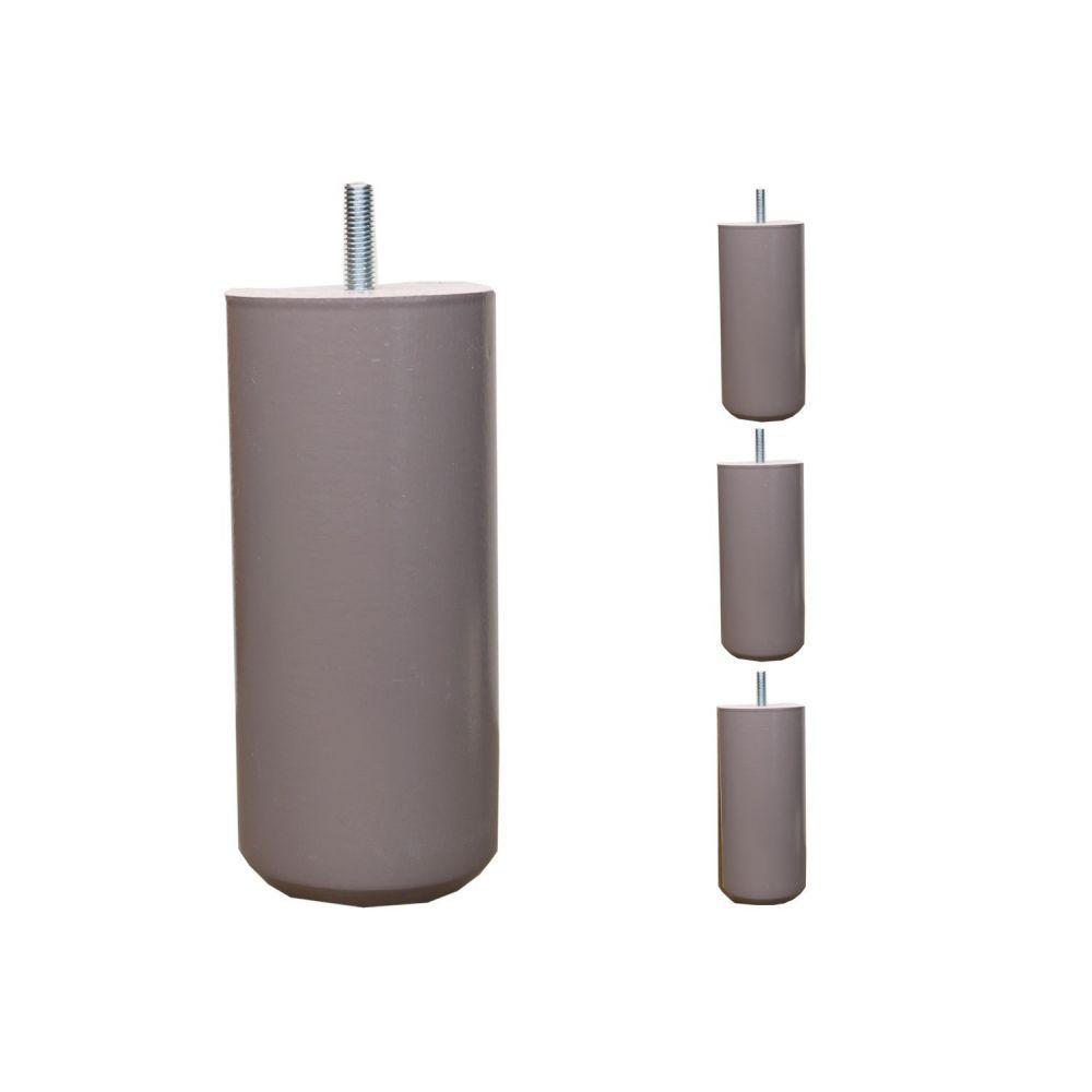 https://www.direct-matelas.fr/1774-thickbox_default/pieds-de-lit-cylindriques-h-25cm-o7cm-teinte-laque-taupe.jpg