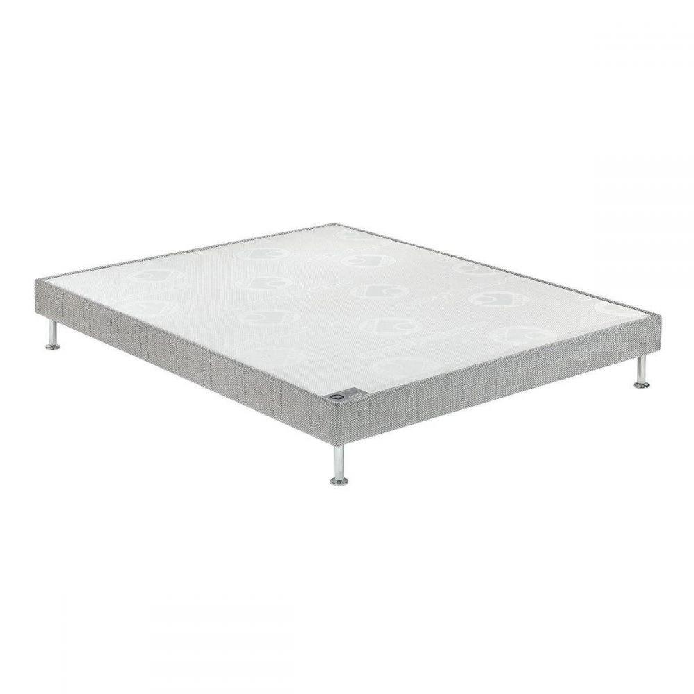 pack 140x190 matelas bultex sport ferme sommier bultex sport ferme pieds de lit cylindriques. Black Bedroom Furniture Sets. Home Design Ideas