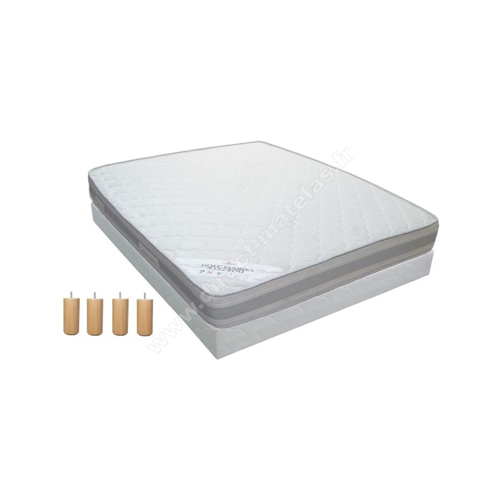 pack 180x200 matelas direct matelas correction dorsale. Black Bedroom Furniture Sets. Home Design Ideas