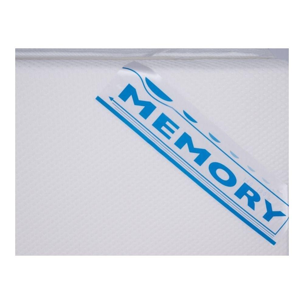 surmatelas memoire de forme memory direct matelas 140x200. Black Bedroom Furniture Sets. Home Design Ideas