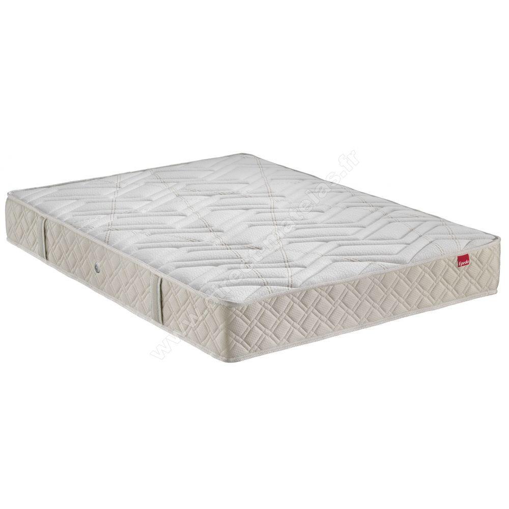 matelas memoire de forme 90x190 elegant dormipur matelas t x cm ressorts et mmoire de forme. Black Bedroom Furniture Sets. Home Design Ideas