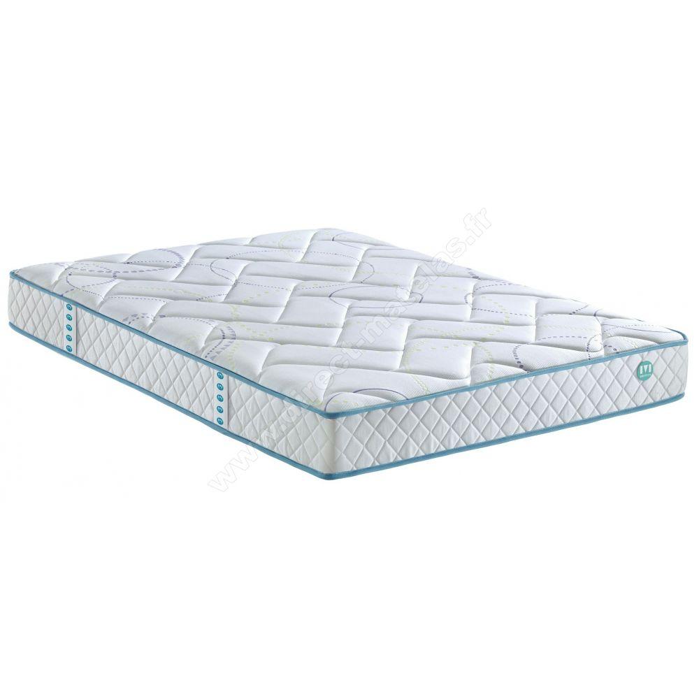 pack 140x200 matelas merinos g580 sommier d m solux tapissier lattes pieds de lit. Black Bedroom Furniture Sets. Home Design Ideas
