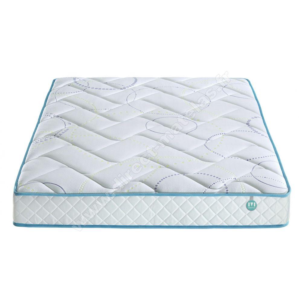 pack 90x190 matelas merinos g580 sommier d m solux tapissier lattes pieds de lit cylindriques. Black Bedroom Furniture Sets. Home Design Ideas