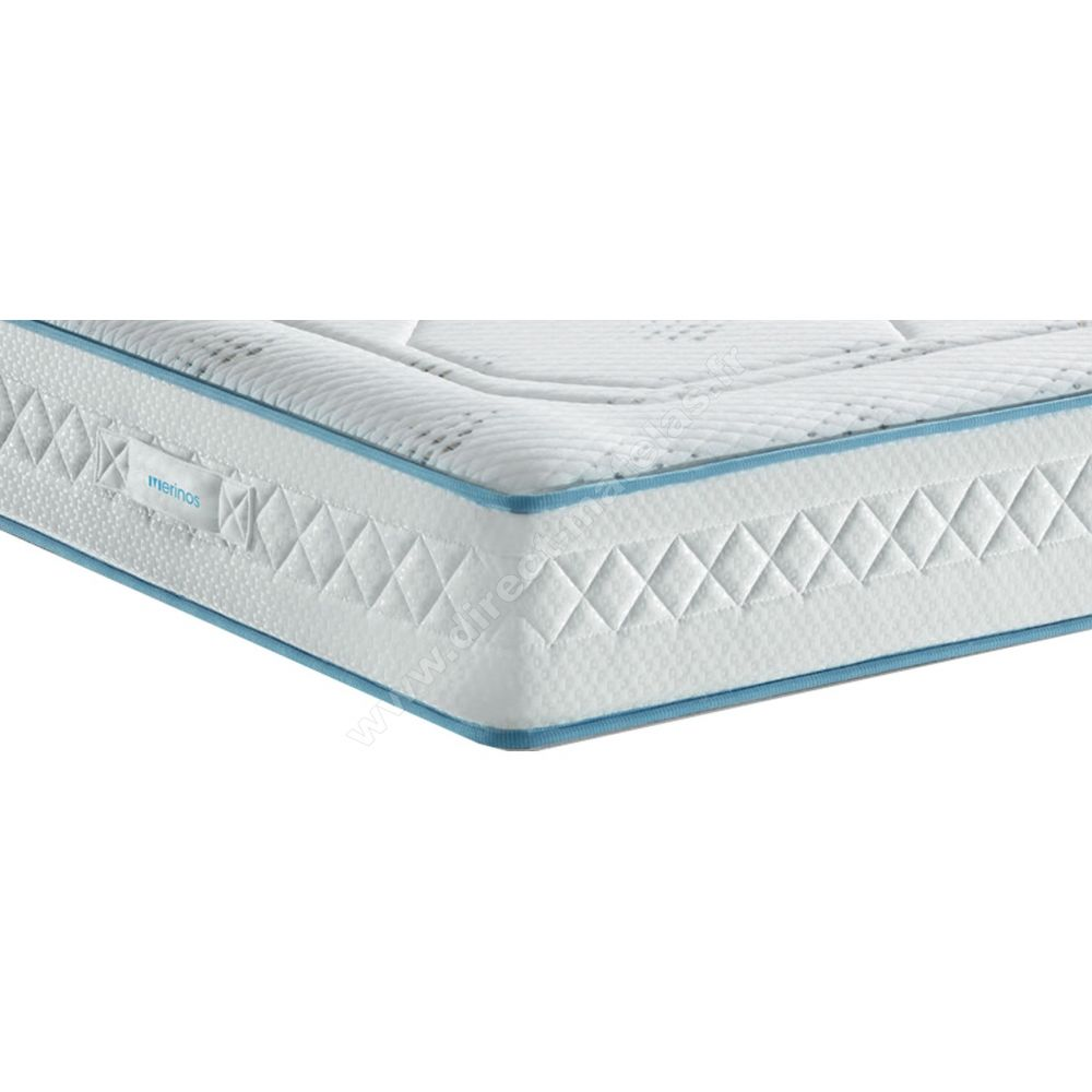 matelas merinos sn 651 160x200. Black Bedroom Furniture Sets. Home Design Ideas