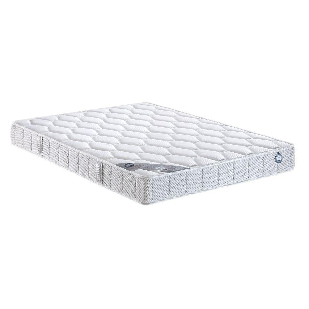 matelas ferme 140x190 good matelas merinos wake up couchage ferme avec accueil mouelleux mousse. Black Bedroom Furniture Sets. Home Design Ideas