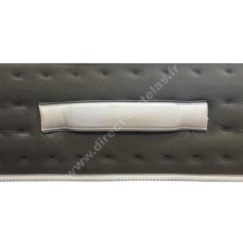 pack 120x190 matelas dm paradis sommier d m solux tapissier lattes pieds de lit cylindriques. Black Bedroom Furniture Sets. Home Design Ideas
