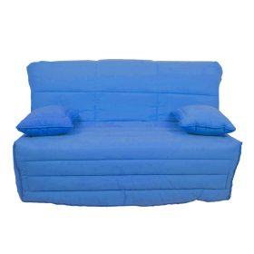 BZ ARBOL D.M. Couchage 140 - Tissu Bleu