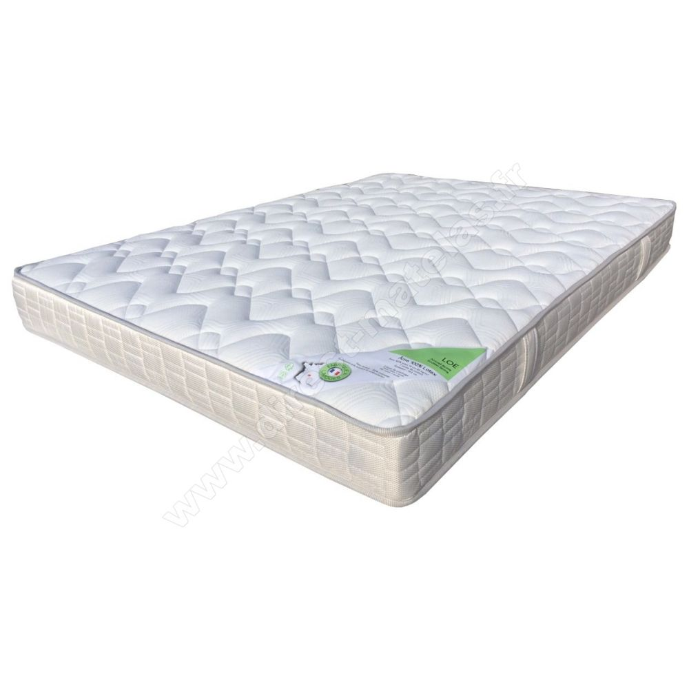pack 160x200 matelas direct matelas 100 latex lo. Black Bedroom Furniture Sets. Home Design Ideas