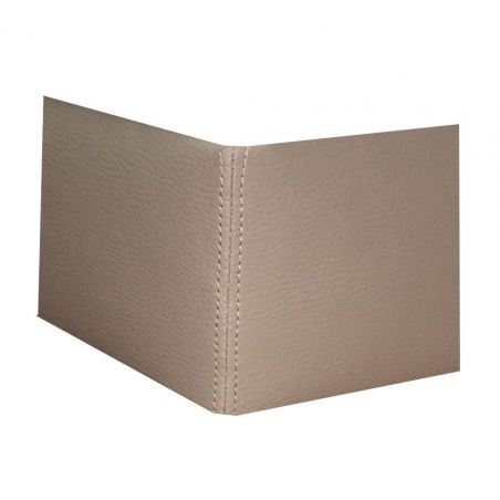 Lit DECO - 140x190 Taupe