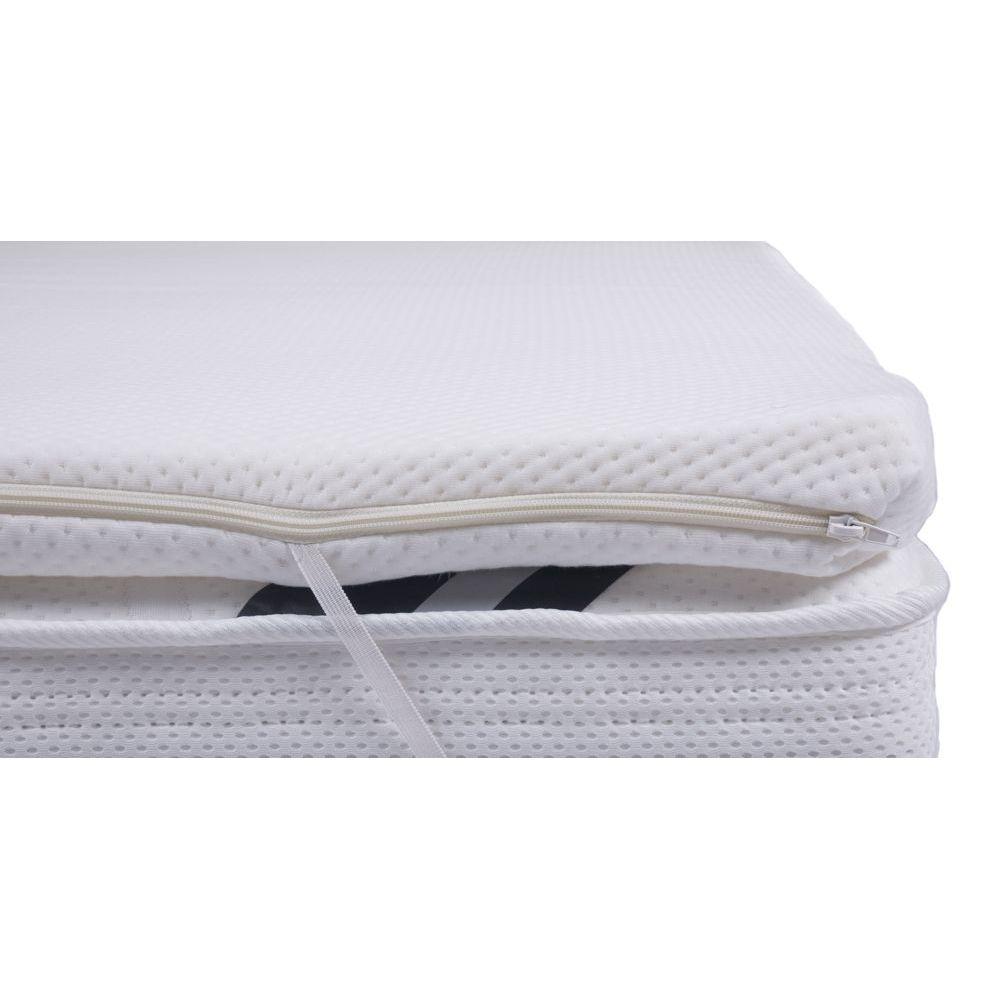 surmatelas memoire de forme memory direct matelas 140x190. Black Bedroom Furniture Sets. Home Design Ideas