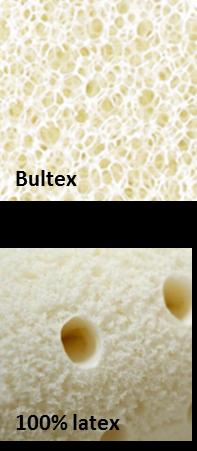 Bultex, Latex : la différence en un coup d'œil !