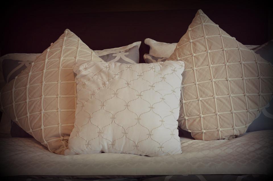 oreiller de chambre