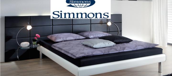 Pourquoi choisir un matelas Simmons ?